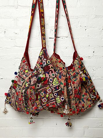 Gypsy 05 Lohri Embroidered Tote