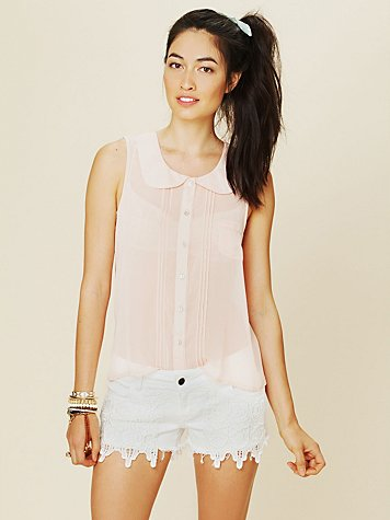 Camilla Embellished Short