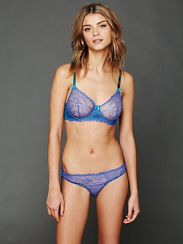 Azure Allure Knicker