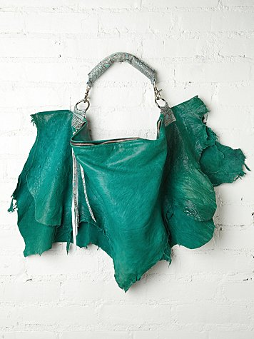 Ridge Ripped Tote