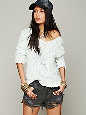 Shaggy Knit Jumper
