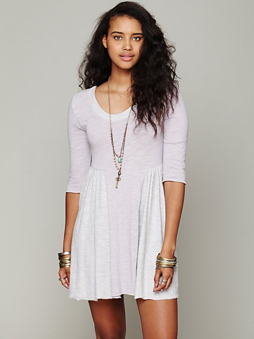 FP Beach Good Morning Sunshine Dress in Day-Dresses