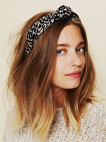 Free People Turban Headband