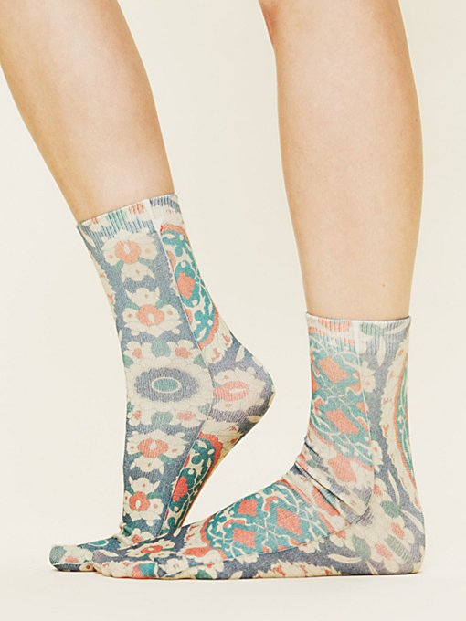 Collection Ankle Sock in accessories-legwear-ankle-socks