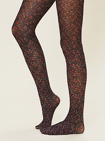 Free People Basel Flower Tight