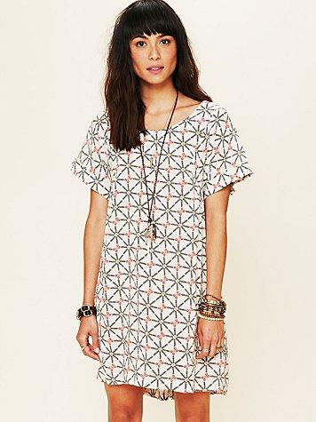 Charlotte Printed Dress