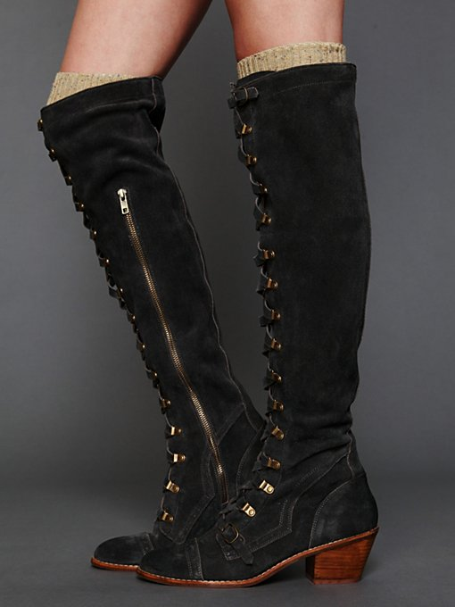 Johnny Tall Boot
