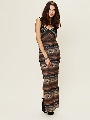 Free People Hold Tight Maxi