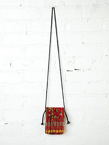 Free People Shanghai Beaded Crossbody