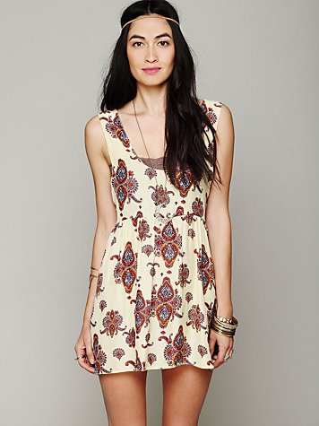 Peace Train Cali Dress