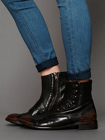 Henry Ankle Boot