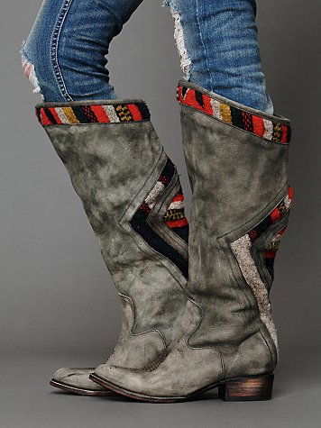 Freebird by Steven Roadies Tall Boot