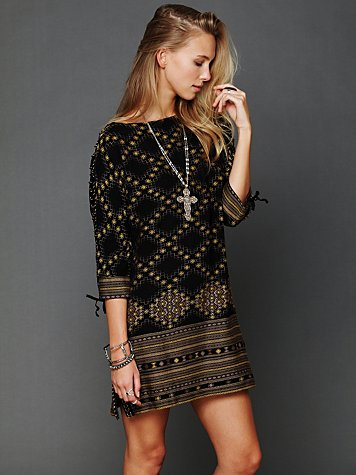 Free People FP New Romantics Stole My Heart Dress