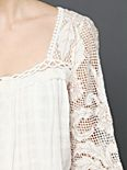 Cutwork Tunic