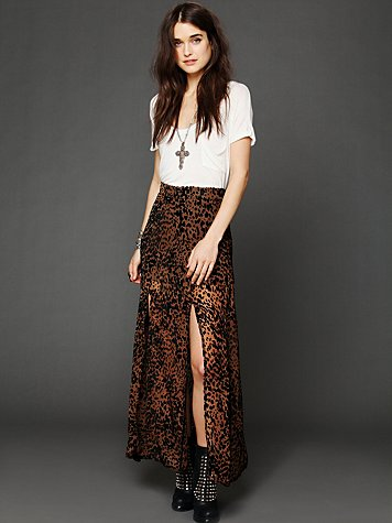 Lovers + Friends One and Only Maxi Skirt