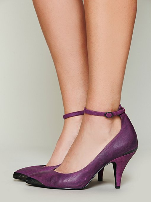 Leighton Metal Tip Heel in sale-all-sale