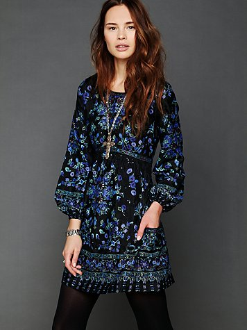 Free People Russian Doll Dress