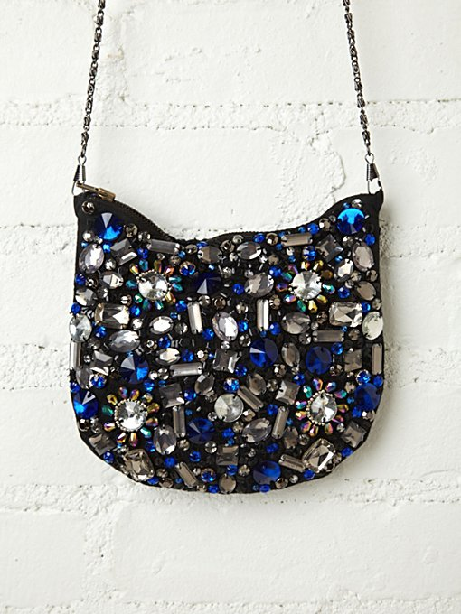 Starry Eyed Crossbody in written-in-the-stars