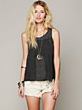 Rhiannon Embroidered Tank