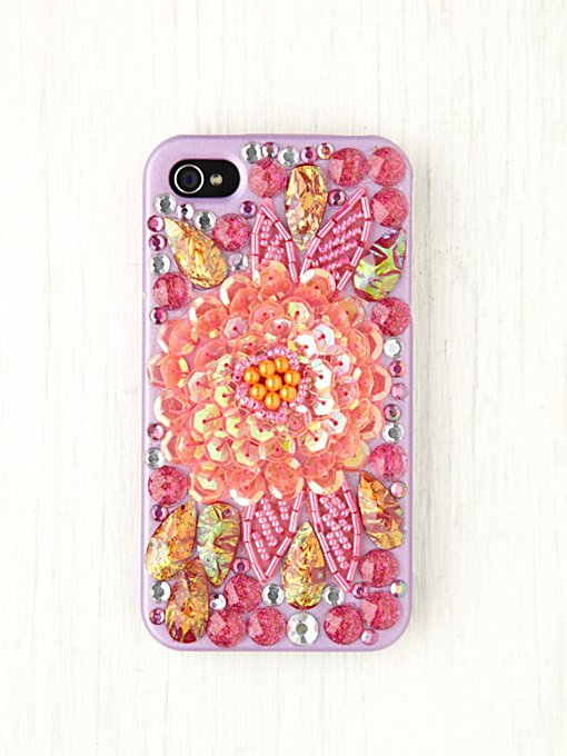 Adorned iPhone 4/4S Case