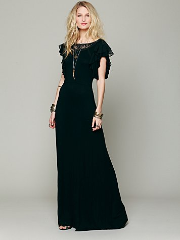 Free People FP X Film Noir Dress