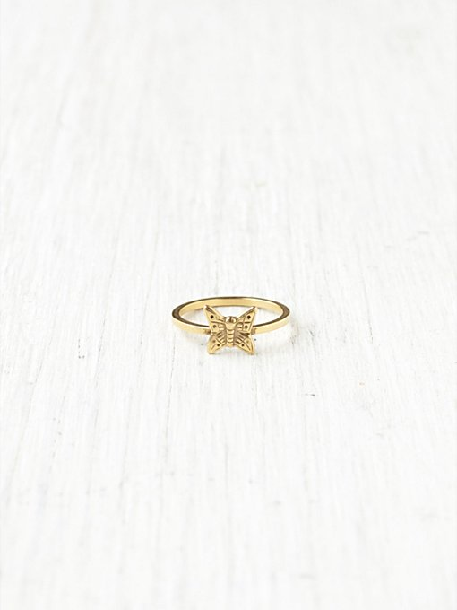 Free People Novelty Toe Ring in jewelry