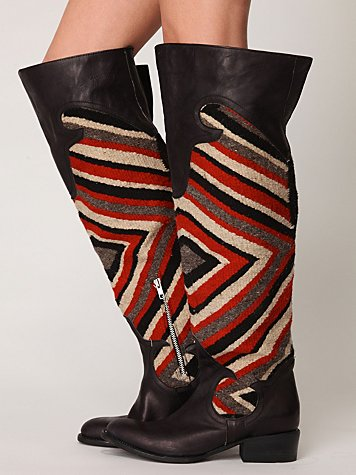 FREEBIRD By Steven Knightly Blanket Boot