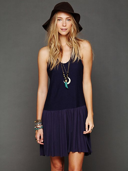Around The World Tank Dress
