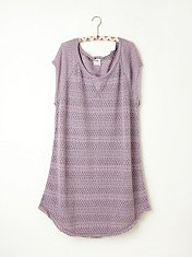 Knitted Lounge Dress in Intimates-slips-bed-jackets-robes-nighties