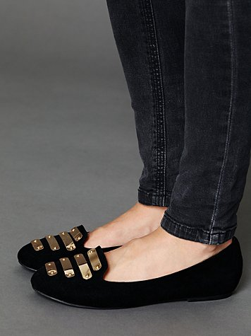 Jeffrey Campbell Princeton Loafer