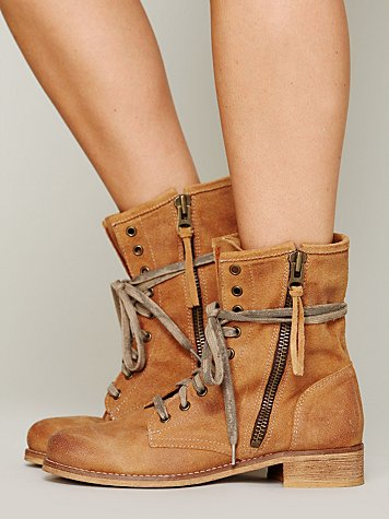 SixtySeven Greyson Lace Up Boot
