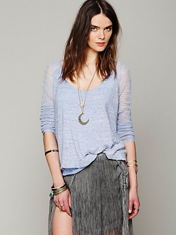 Free People Fine Gauge 2fer