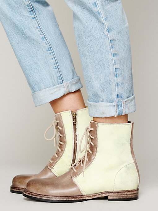 Created Equal Adley Ankle Boot in Sneakers