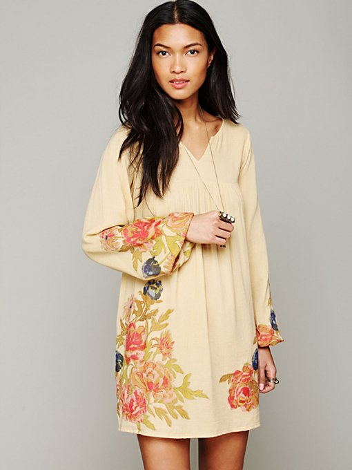 He Loves Me Floral Dress in feb-13-catalog-items