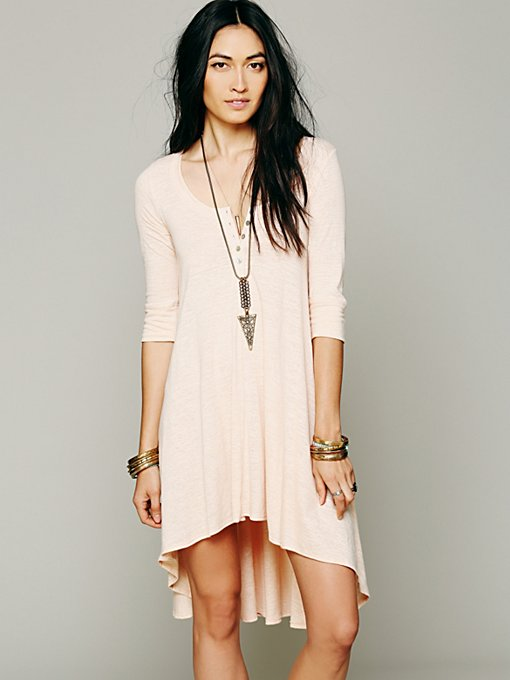 Drippy Jersey Dress in whats-new