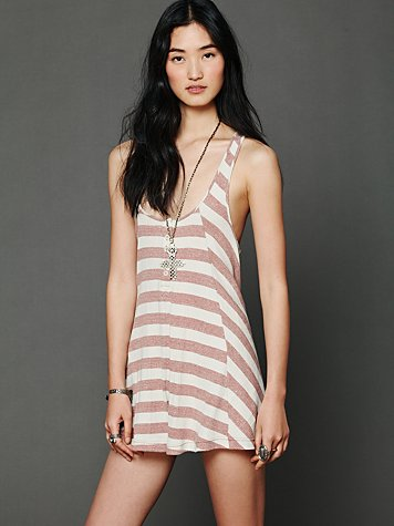 Free People All Askew Romper