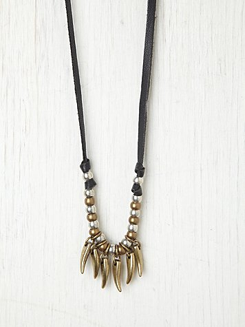 Sunno Spike Necklace