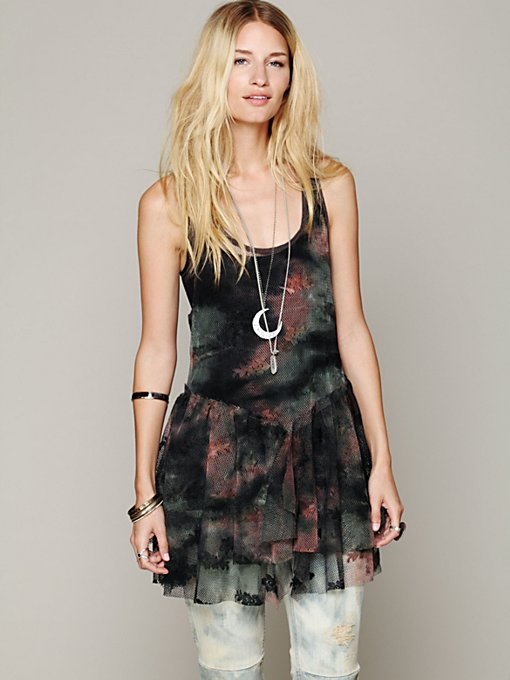 Intimately Grunge Fairy Slip in slip-dresses