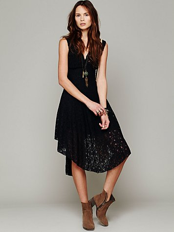 FP X Garden of Eden Lace Dress