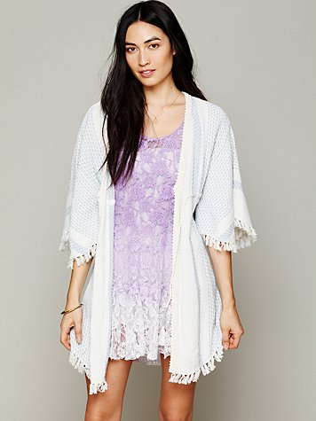Staci Woo for Free People Kaftan Robe