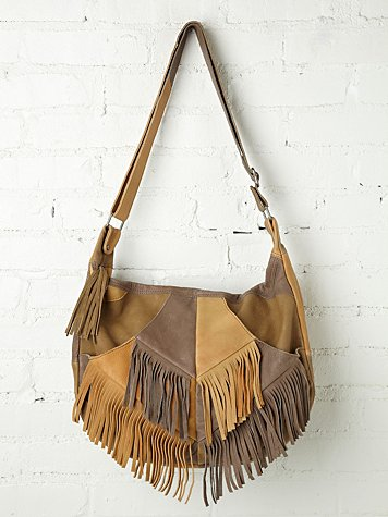 Narnia Leather Hobo