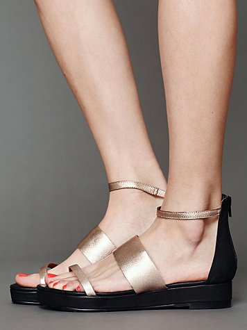 Jeffrey Campbell + Free People Rosie Sandal
