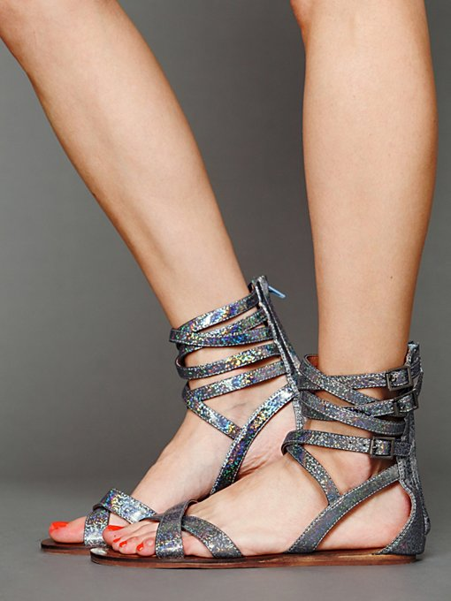 Jeffrey Campbell Pacific Sandal in Jeffrey-Campbell-Shoes