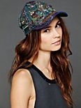 Embellished Baseball Hat