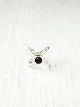 Onyx Interlock Ring
