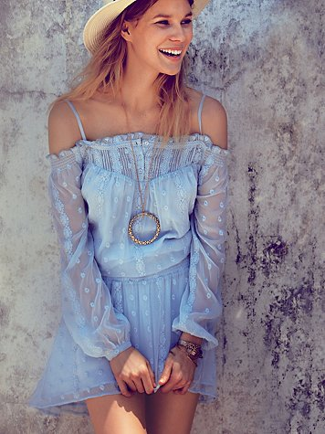 Juliet Off Shoulder Dress