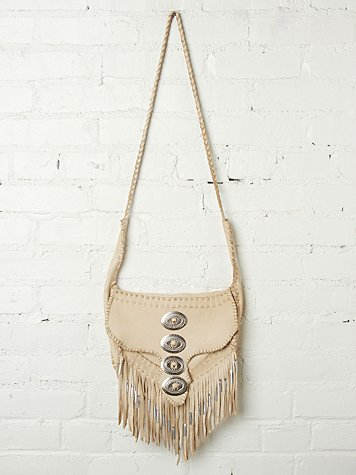 Heyoka Leather  Heyoka Concho Crossbody