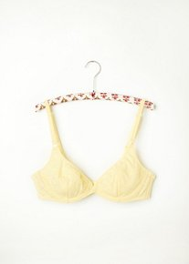 Buttermesh Underwire Bra in intimates-bras