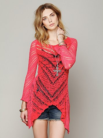 Free People In Any Direction Pullover