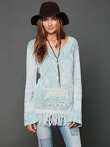 Free People Fringe Tunic